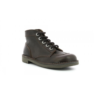Kickers KICK COL MARRON OSCURO