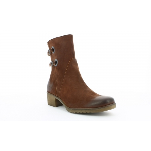 Kickers MISSHIGHT BROWN