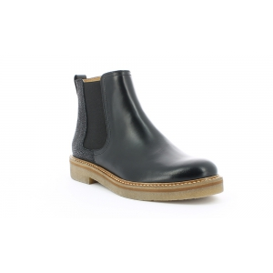 Kickers OXFORDCHIC BLACK GRAINED