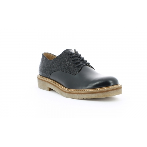 Kickers OXFORK NOIR GRAINE