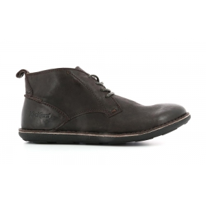Kickers SWIRATAN DARK BROWN