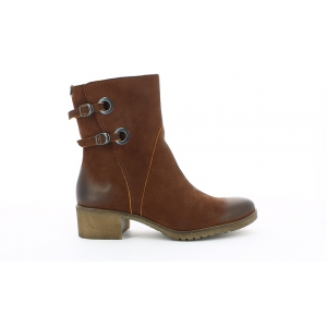 Kickers MISSHIGHT MARRON TRCHE CAMEL