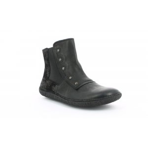Kickers HAPPLI NOIR BRILLANT