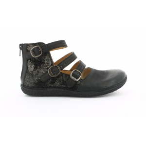 Kickers HONORINE SHINY BLACK
