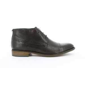 Kickers DARKASSO MARRON FONCE