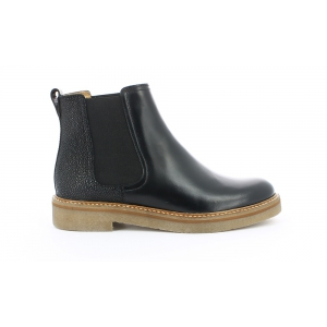Kickers OXFORDCHIC NOIR GRAINE