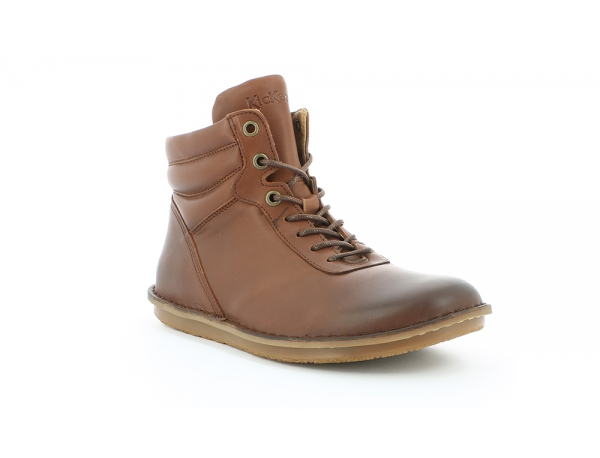 Kickers WABUCK BROWN