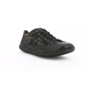 Kickers HOLLYDAY SHINY BLACK