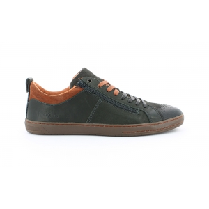 Kickers SNAKES GRIS OSCURO