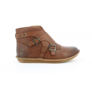 Kickers WABOOT BROWN