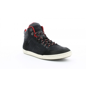 Kickers CRAFFITI nero