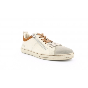 Kickers SNAKES BLANC CASSE