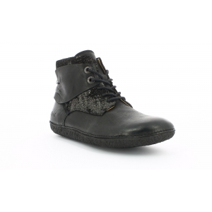 Kickers HOBYLOW NOIR BRILLANT