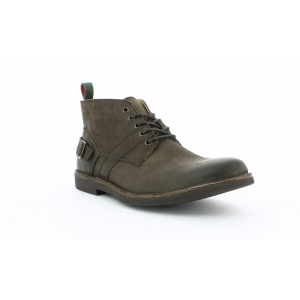Kickers MIST SAM MARRON FONCE