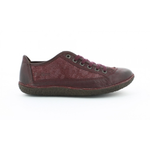 Kickers HOLLYDAY BORDEAUX BRILLANT