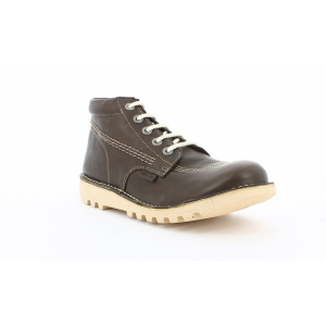 Kickers NEORALLYE DARK BROWN SMU
