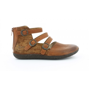 Kickers HONORINE SHINY BROWN
