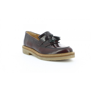 Kickers OXFOX BURGUNDY