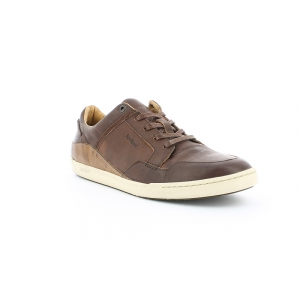 Kickers CROKAN MARRON FONCE