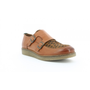 Kickers ZENNY BROWN LIGHT DARK BROWN