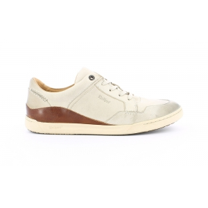 Kickers CROKAN OFF WHITE SMU