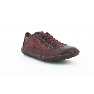 Kickers HOLLYDAY SHINY BURGUNDY