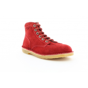 Kickers ORILEGEND ROUGE