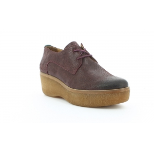Kickers PLUMMY BORDEAUX