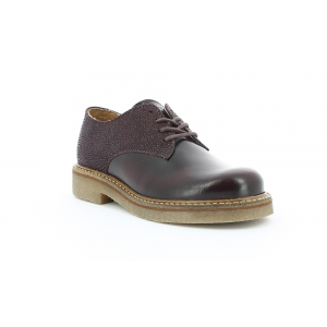 Kickers OXFORK BORDEAUX MULTICO
