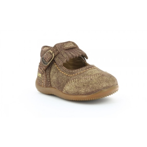 Kickers BALIKA MARRON METALLIQUE