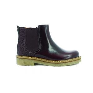 Kickers OXALIDE BORDEAUX MULTICO