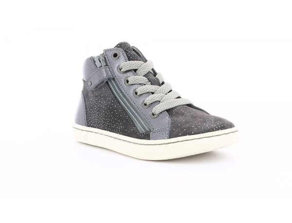 LYLUBY GREY METALLIC