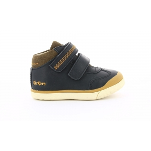 Kickers GOLDORAGE BLACK