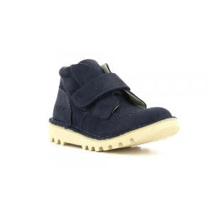 Kickers NEOKRAFTY BLU SCURO
