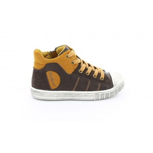 Kickers BICHOCOSS MARRON