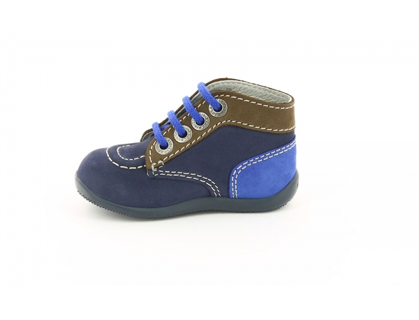 BONBON BLUE NAVY BRONZE BLUE