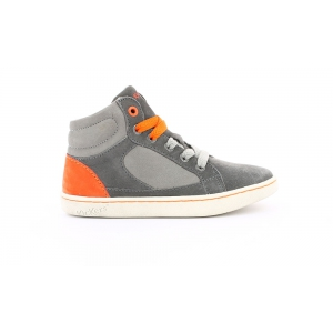 Kickers LYNX GREY ORANGE