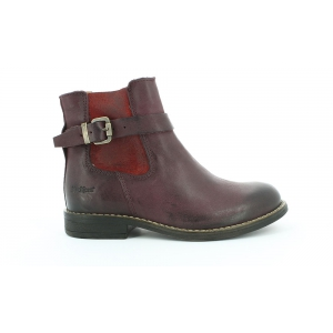 Kickers SMACKUS BORDEAUX