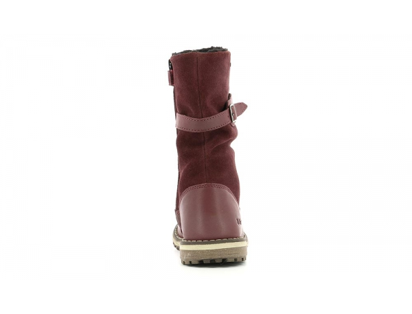 WINTERBOOT WPF BURGUNDY