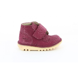 Kickers NEOKRAFTY BORDEAUX METALLIC