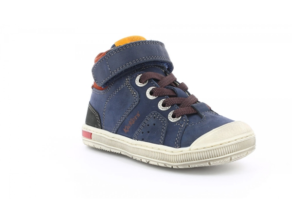 Kickers IGUANE NAVY