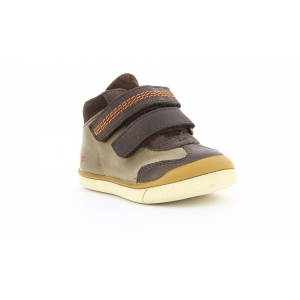 Kickers GOLDORAGE BROWN