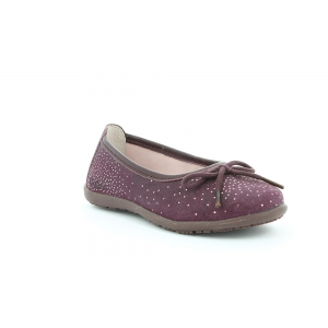 Kickers EDINA PURPLE METALLIC