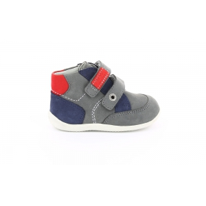 Kickers BARTINO GREY NAVY RED