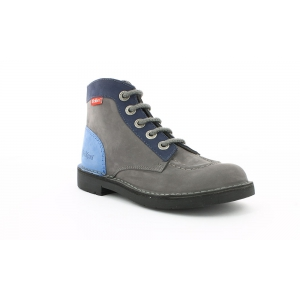 Kickers KICK COL DARK GREY