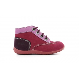 Kickers BONBON FUSCHIA LIGHT PURPLE MAUV