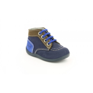 Kickers BONBON BLUE NAVY BRONZE BLUE