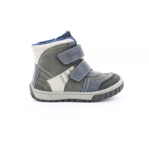 Kickers SITROUILLE WPF DARK GREY BLUE