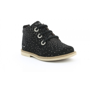 Kickers MOHAN BLACK METALLIC