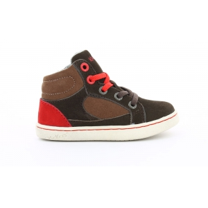 Kickers LYNX BRWON RED